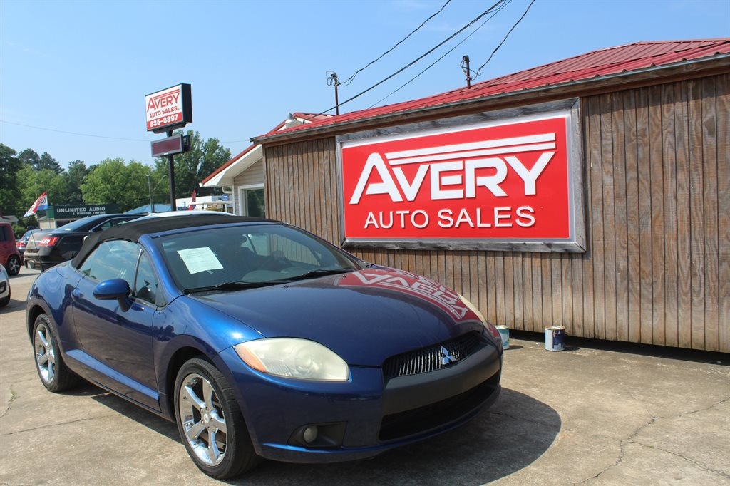 2009 Mitsubishi Eclipse A00660 Avery Auto Sales Used Cars For